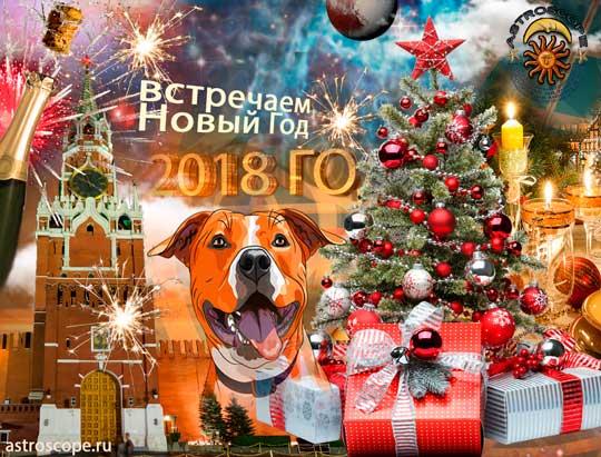 Новый год 2018