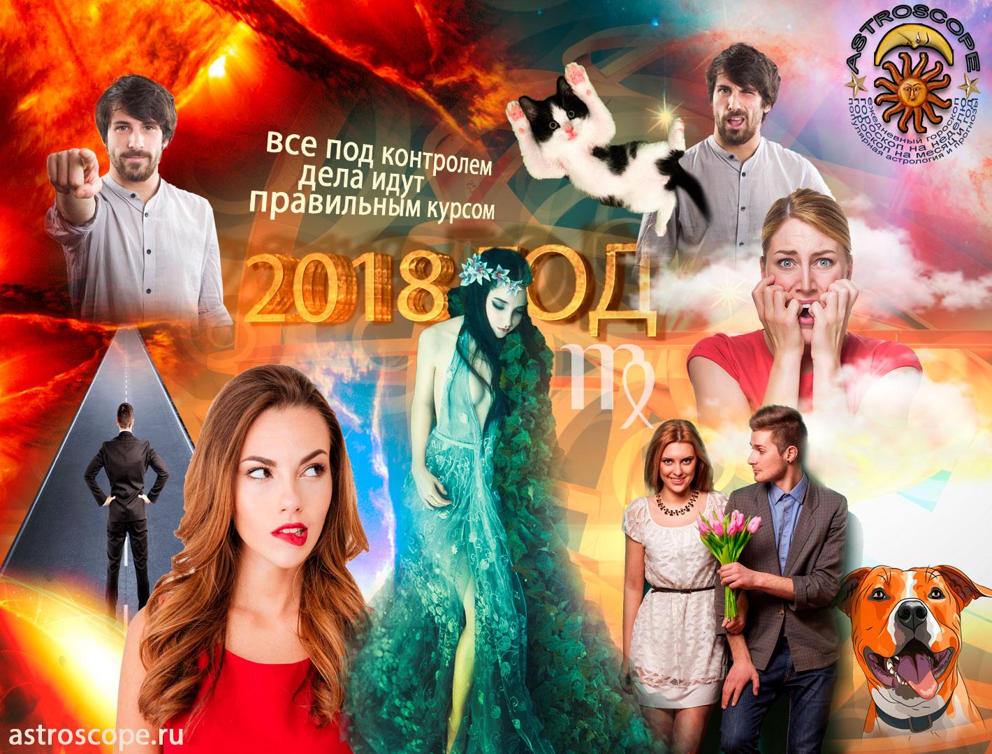Гороскоп на 2019 год Дева, астрологический прогноз на 2019 год для Дев