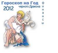 гороскоп финансов на 2012 год для знака водолей