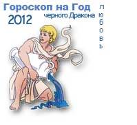 гороскоп любви на 2012 год для знака водолей