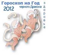 гороскоп здоровья на 2012 год для знака близнецы
