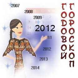 гороскопы на 2012 год черного Дракона