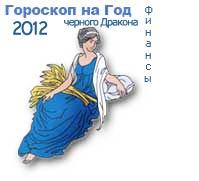 гороскоп финансов на 2012 год для знака дева