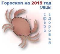 гороскоп здоровья на 2015 год для Рака