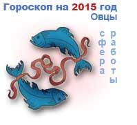 Гороскоп на 2015 год рыбы карьера