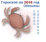 гороскоп здоровья рака на май 2016