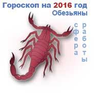 Скорпионов гороскоп карьеры для