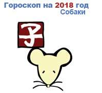 гороскоп для Крысы в 2018 год Собаки