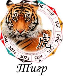 Мужчина Лошадь, женщина Тигр