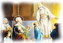 Православные праздники в декабре 2013 года, Введение во храм Пресвятой Богородицы