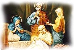 Православные праздники в сентябре 2013 года, Рождество Пресвятой Богородицы