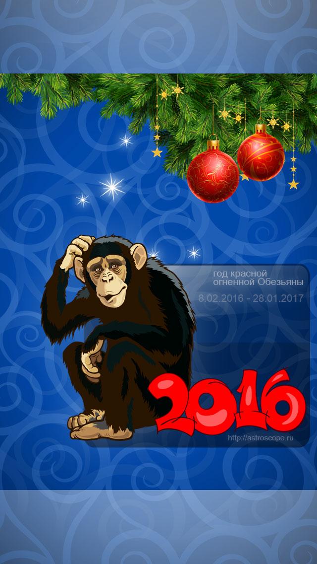 картинки обезьяны для телефона