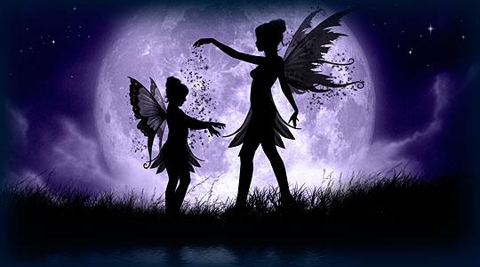луна и сновидения