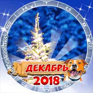 Гороскоп на декабрь 2018 для всех знаков Зодиака