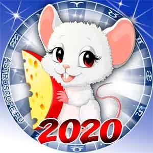 Гороскоп на 2020 год белой Крысы