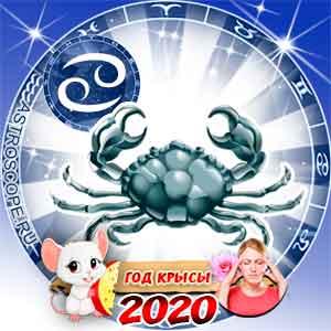 Гороскоп для Рака на 2020 год: здоровье