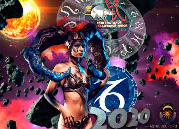 Аудио гороскоп на 2020 год для знака Зодиака Козерог. 2 часть.