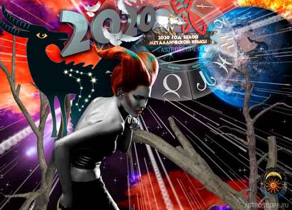 Аудио гороскоп на 2020 год для знака Зодиака Козерог. 4 часть.