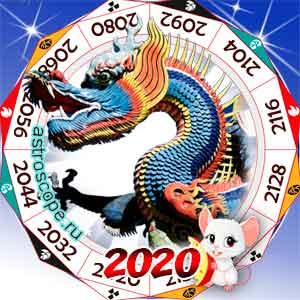гороскоп для Дракона в 2020 год Крысы