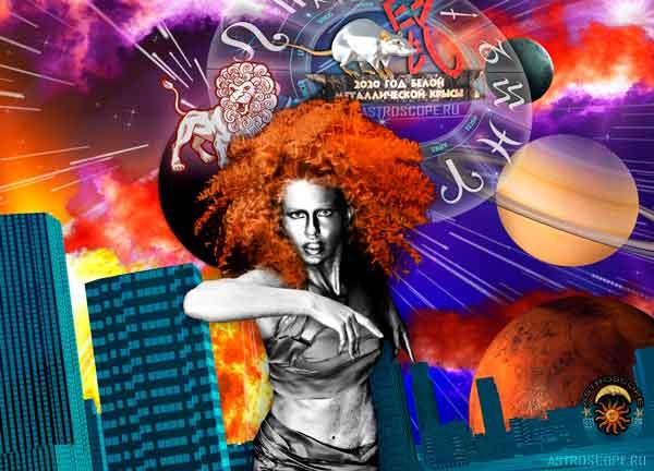 Аудио гороскоп на 2020 год для знака Зодиака Лев. 3 часть.