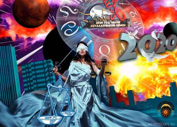 Аудио гороскоп на 2020 год для знака Зодиака Весы. 3 часть.