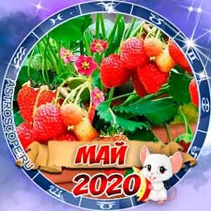 Гороскоп на май 2020 для всех знаков Зодиака