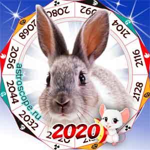 гороскоп для Кролика в 2020 год Крысы