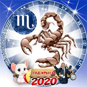 Гороскоп на 2020 год Скорпион: карьера