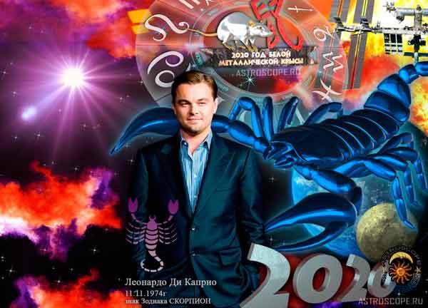 Аудио гороскоп на 2020 год для Скорпиона. 1 часть.