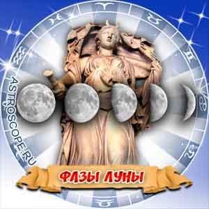 свойства фаз луны